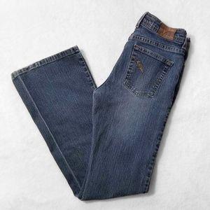 TOMMY HILFIGER Vintage Patch Wide Flare Jeans